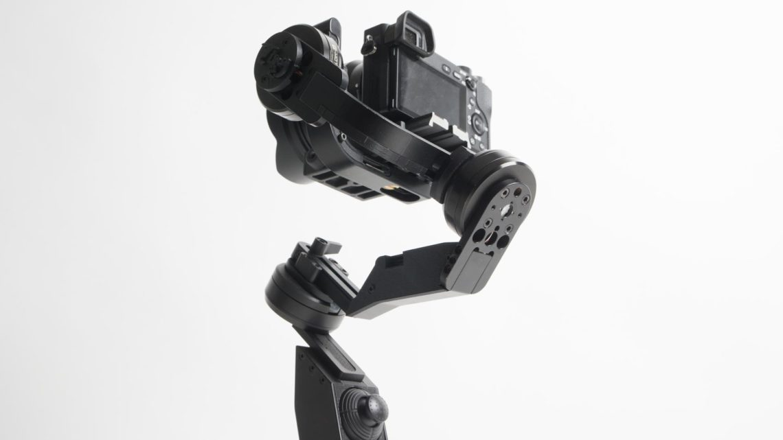 icecam-gimbal slide caratteristiche