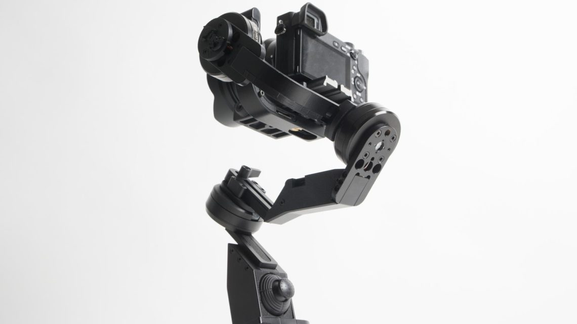 icecam gimbal slide specifiche tecniche
