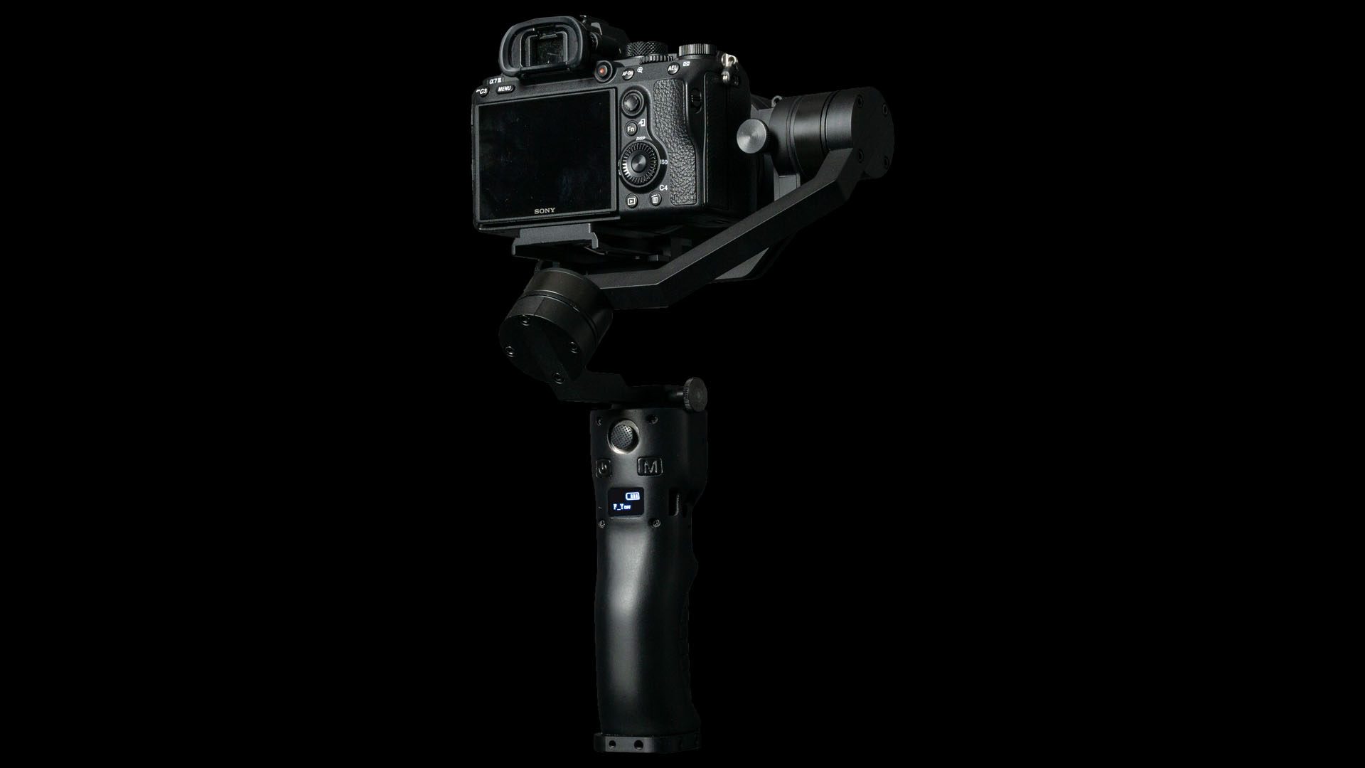 icecam-gimbal tiny 3 ultravision