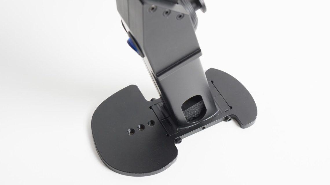 icecam gimbal base di appoggio filettata