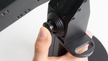 icecam gimbal modalità uso joystick
