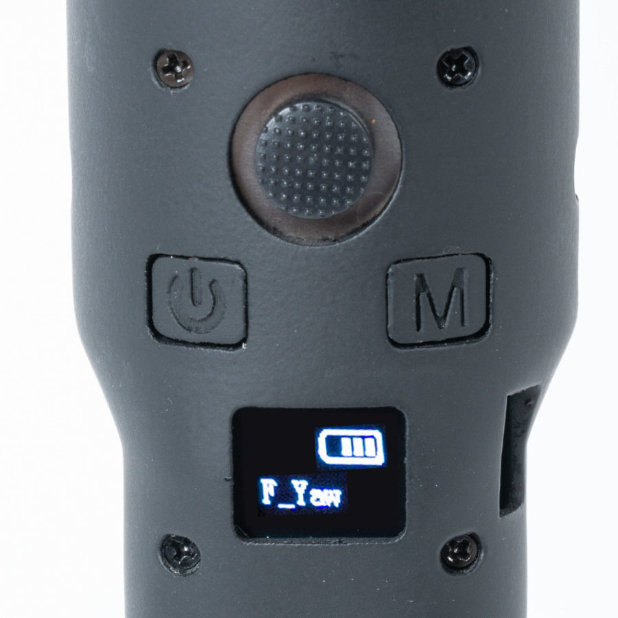 icecam gimbal tiny 3 ultravision controller con oled