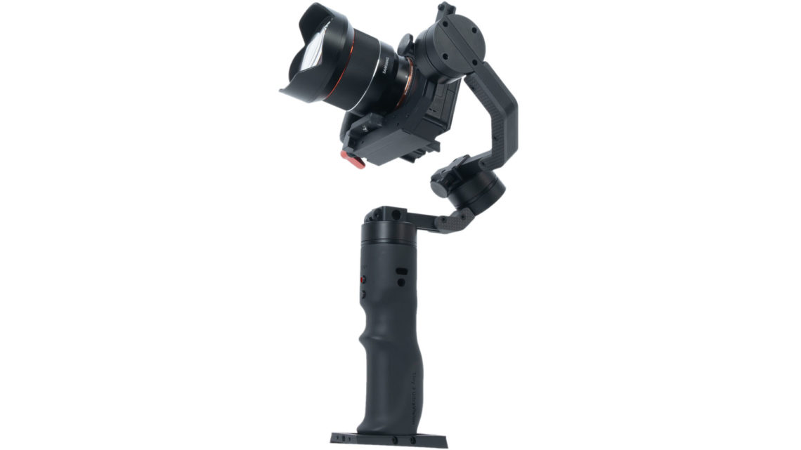 icecam gimbal tiny 3 ultravision new big under