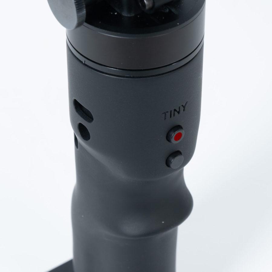 icecam gimbal tiny 3 ultravision rec button