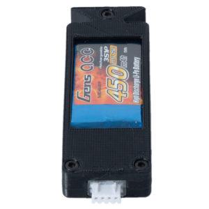 tiny 3 ultravision batteria