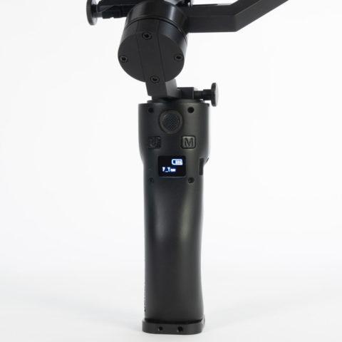 icecam gimbal mini ultravision controller e oled